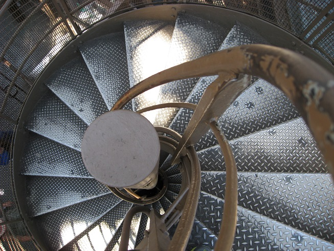 Top Of Eiffel Tower Stairs : La tour eiffel across the wateracross water