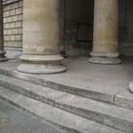 Columns Across the Water Columns